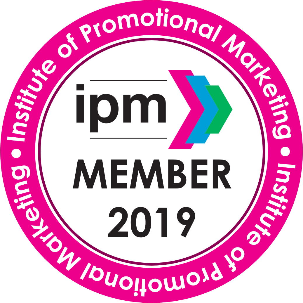 Experience12 is a recognised member of the Institute of Promotional Marketing