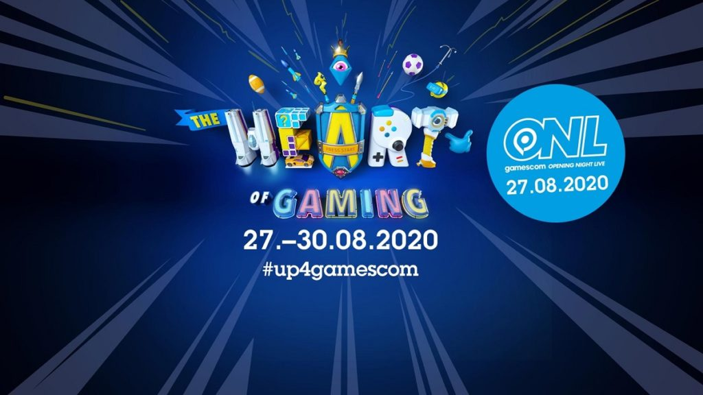 gamescom digital 2020